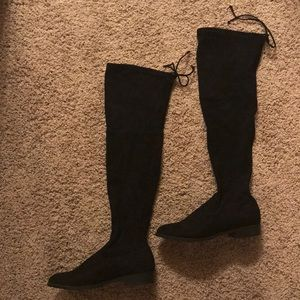 Black OTN boots